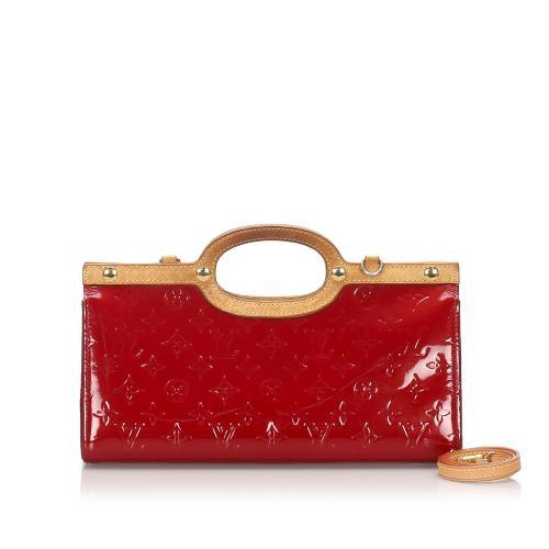 Louis Vuitton Vernis Roxbury Drive Clutch