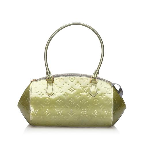 Louis Vuitton Vernis Sherwood PM Satchel