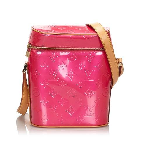 Louis Vuitton Vernis Sullivan Vertical Shoulder Bag