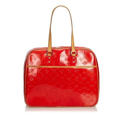 Louis Vuitton Vernis Sutton Satchel