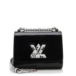 Louis Vuitton Vernis Twist PM Shoulder Bag