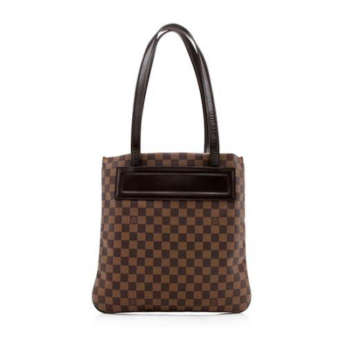 Louis Vuitton Vintage Damier Ebene Clifton Tote