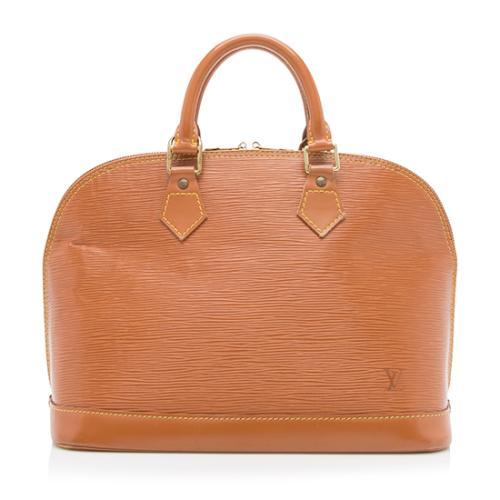 Louis Vuitton Vintage Epi Leather Alma PM Satchel - FINAL SALE