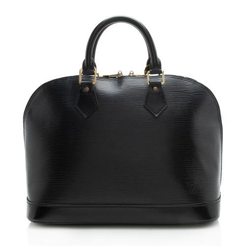 Louis Vuitton Vintage Epi Leather Alma PM Satchel