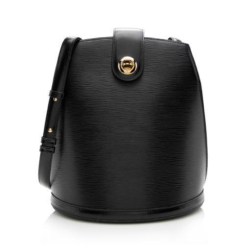 Louis Vuitton Vintage Epi Leather Cluny Shoulder Bag
