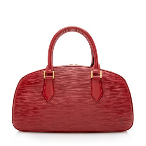 Louis Vuitton Vintage Epi Leather Jasmin Satchel