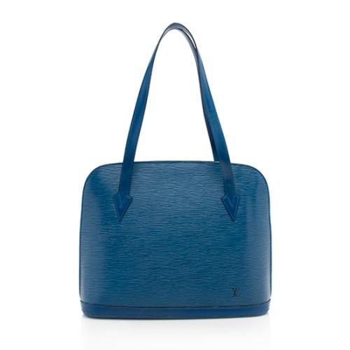 Louis Vuitton Vintage Epi Leather Lussac Tote