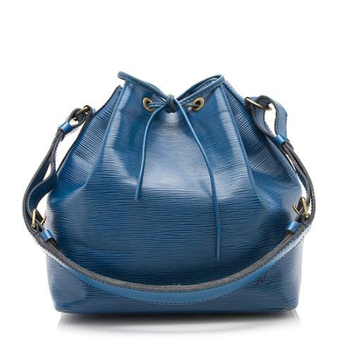 Louis Vuitton Vintage Epi Leather Petite Noe Shoulder Bag