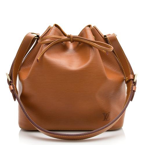 Louis Vuitton Vintage Epi Leather Petit Noe Shoulder Bag