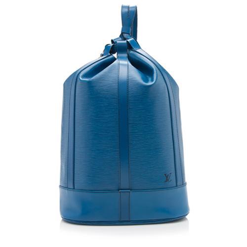 Louis Vuitton Vintage Epi Leather Randonnee GM Sling Shoulder Bag - FINAL SALE