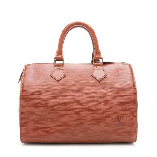 Louis Vuitton Vintage Epi Leather Speedy 25 Satchel - FINAL SALE