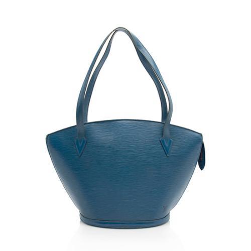 Louis Vuitton Vintage Epi Leather St. Jacques GM Shoulder Bag