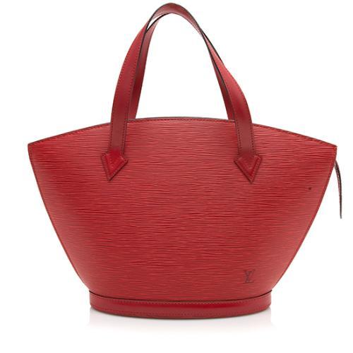 Louis Vuitton Vintage Epi Leather St. Jacques PM Shoulder Bag