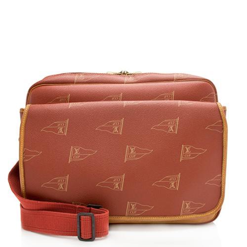 6ad365301 Louis Vuitton Vintage Limited Edition LV Cup Calvi Messenger Bag