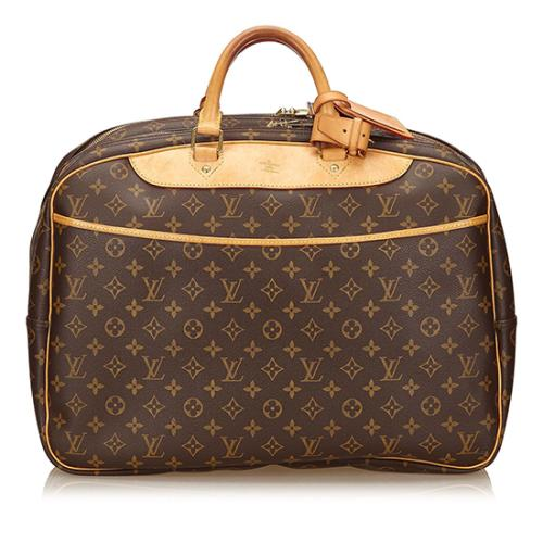 Louis Vuitton Monogram Canvas Alize 24 Heures Weekender