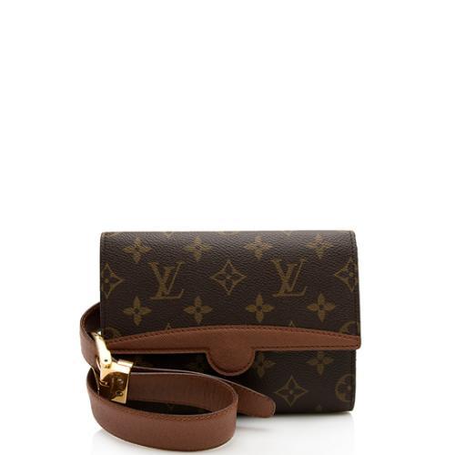 Louis Vuitton Vintage Monogram Canvas Arche Belt Bag