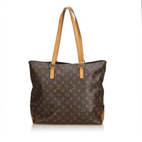 f8c00339142b Louis Vuitton Monogram Canvas Cabas Mezzo Tote