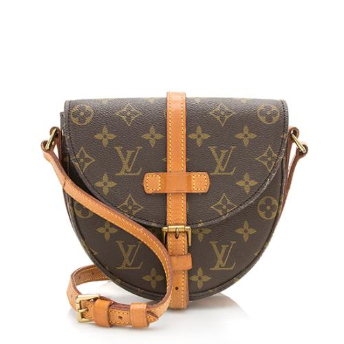 Louis Vuitton Vintage Monogram Canvas Chantilly PM Shoulder Bag - FINAL SALE
