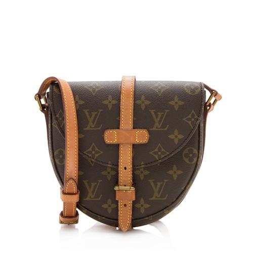 Louis Vuitton Vintage Monogram Canvas Chantilly PM Shoulder Bag - FINAL SALE