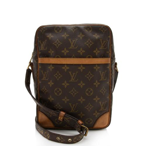 Louis Vuitton Vintage Monogram Canvas Danube GM Shoulder Bag - FINAL SALE