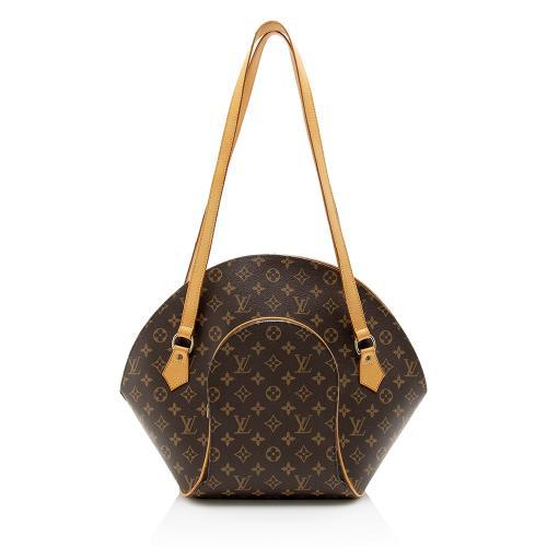 Louis Vuitton Vintage Monogram Canvas Ellipse GM Shoulder Bag