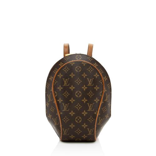 Louis Vuitton Vintage Monogram Canvas Ellipse Sac a Dos Backpack