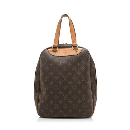 Louis Vuitton Vintage Monogram Canvas Excursion Tote