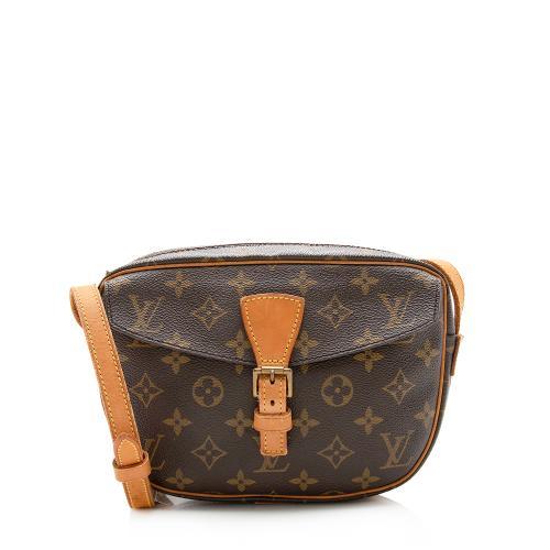 Louis Vuitton Vintage Monogram Canvas Jeune Fille Shoulder Bag - FINAL SALE