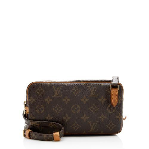 Louis Vuitton Vintage Monogram Canvas Marly Bandouliere Shoulder Bag
