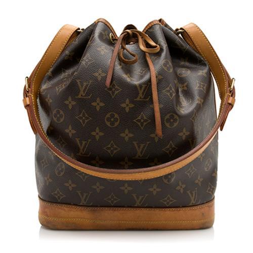 Louis Vuitton Vintage Monogram Canvas Noe Shoulder Bag - FINAL SALE