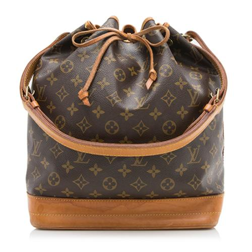 Louis Vuitton Vintage Monogram Canvas Noe Shoulder Bag - FINAL SALE