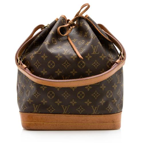 Louis Vuitton Vintage Monogram Canvas Noe Shoulder Bag