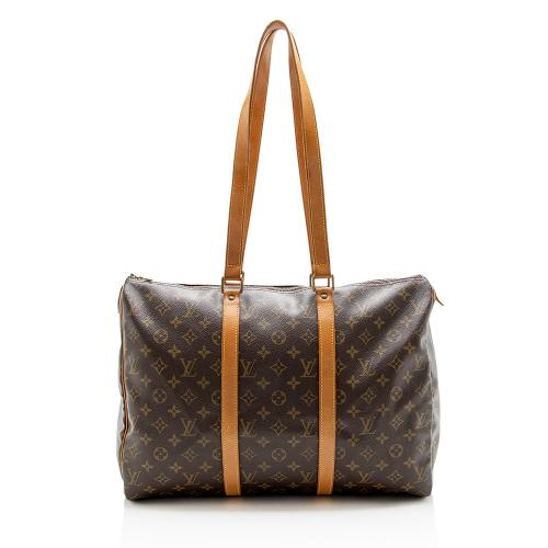 Louis Vuitton Vintage Monogram Canvas Sac Flanerie 45 Duffel Bag