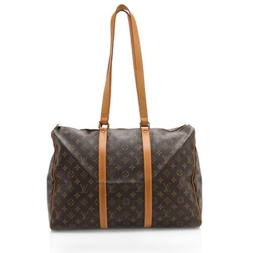 Louis Vuitton Vintage Monogram Canvas Sac Flanerie 45 Duffel Bag
