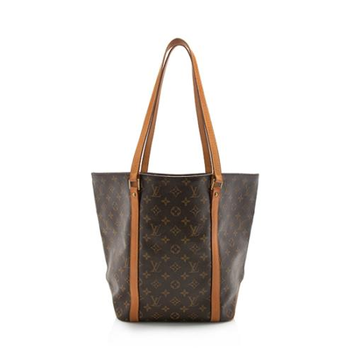 Louis Vuitton Vintage Monogram Canvas Sac Shopping 48 Tote