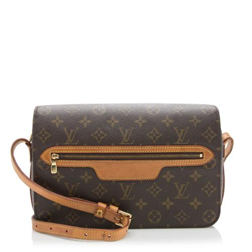 374f7aed9089 Louis-Vuitton-Vintage-Monogram-Canvas-Saint-Germain-Shoulder-Bag --FINAL-SALE 94501 front large 0.jpg