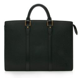 Louis Vuitton Vintage Taiga Leather Lozan Briefcase