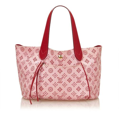 Louis Vuitton Limited Edition Monogram Canvas Cabas Ipanema PM Tote