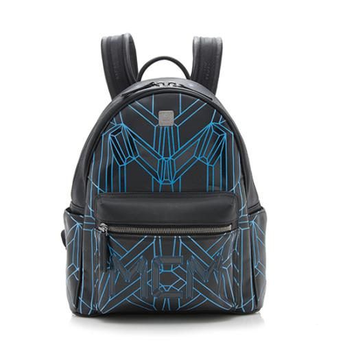 MCM Leather Bionic Backpack