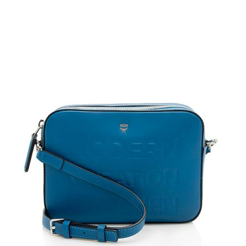 MCM Leather Repro Crossbody Bag