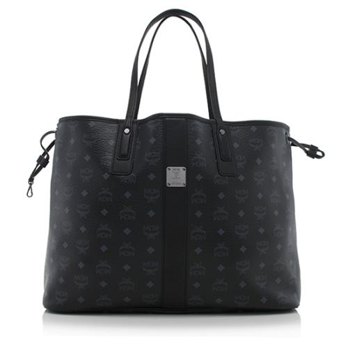 MCM Project Visetos Reversible Large Tote
