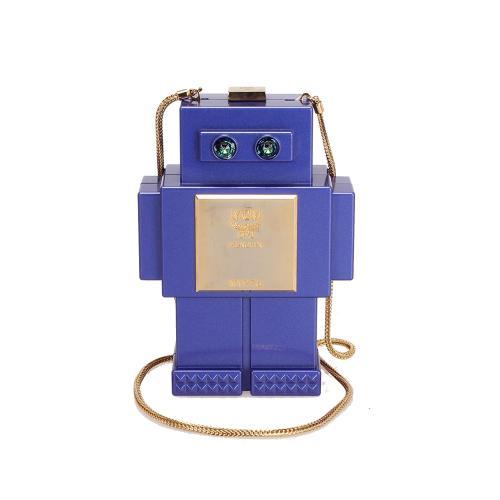 MCM Roboter Series Crossbody Bag
