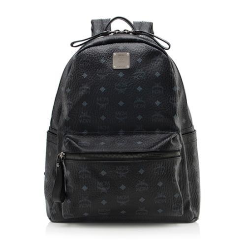 MCM Visetos Stark Large Backpack