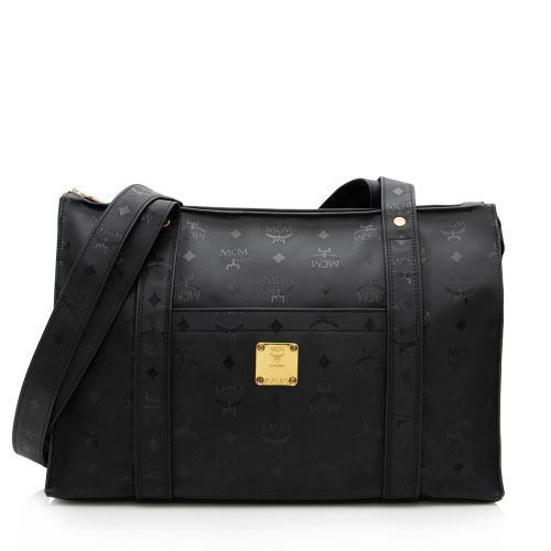 MCM Vintage Nylon Shoulder Bag