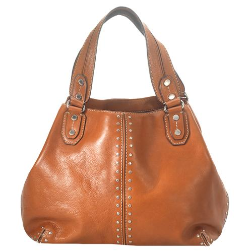 Michael Kors Astor Grab Bag Shoulder Handbag