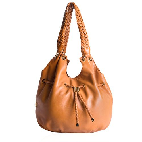 MICHAEL Michael Kors Astor Large Drawstring Satchel Handbag