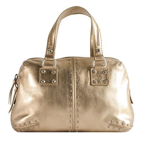 Michael Kors Astor Small Satchel Handbag