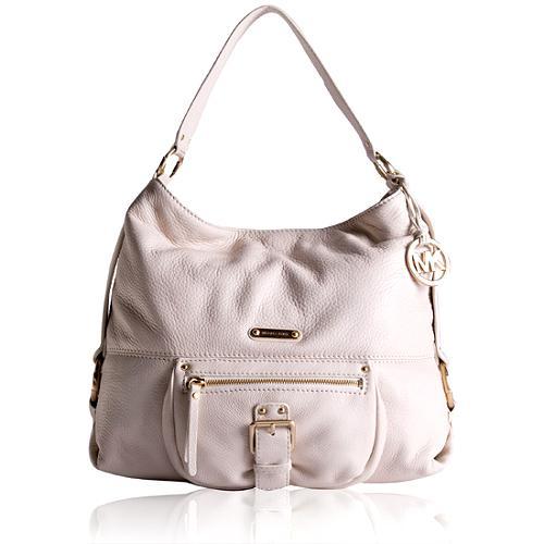 MICHAEL Michael Kors Austin Leather Hobo Handbag