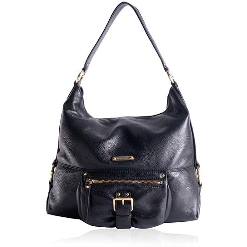 MICHAEL Michael Kors Austin Leather Hobo Handbag