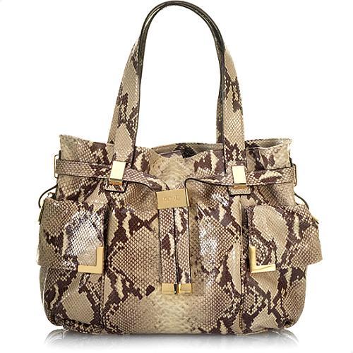 MICHAEL Michael Kors Beverly Large Drawstring Satchel Handbag